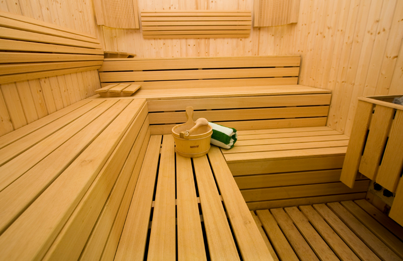 Finska sauna - Hotel Park Exclusive Otočac