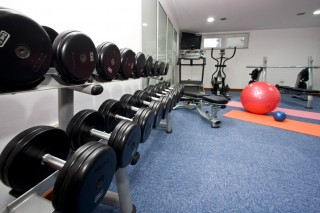 Fitness &  gym - Hotel Park Exclusive Otočac