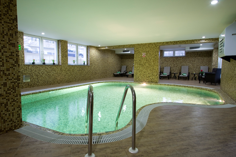 Wellness & spa - Hotel Park Exclusive Otočac
