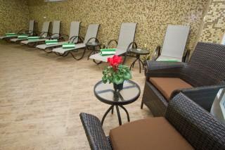 Wellness & spa Hotel Park Exclusive Otočac -  vrijeme relaksacije