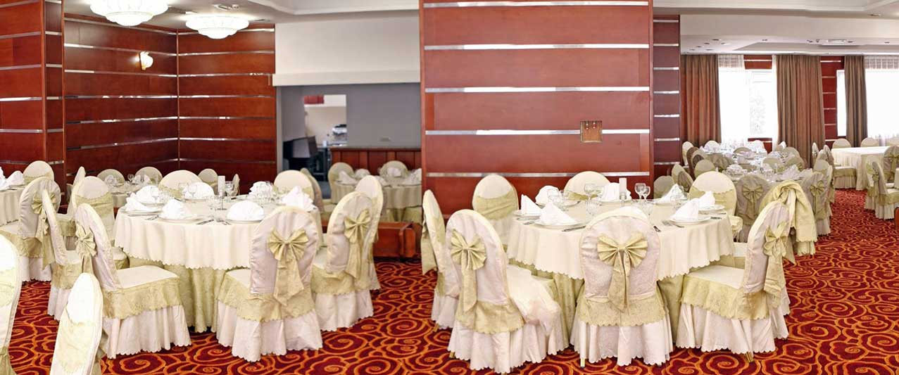 The hall for weddings - weddings and other celebrations- Hotel Park Exclusive Otočac