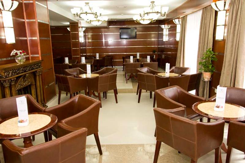Gradska kavana - Hotel Park Exclusive Otočac