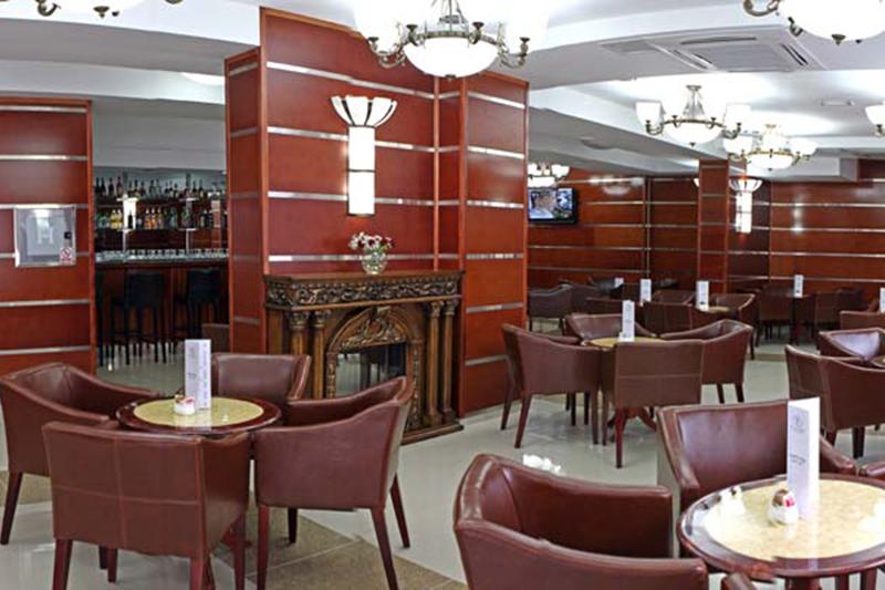 City caffe - Hotel Park Exclusive Otočac